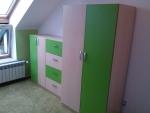 Dětské pokoje - NábytekMG