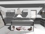 3D návrh - Nábytek MG